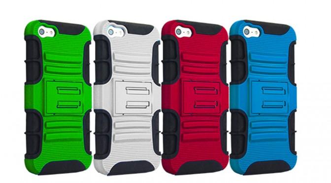 あなたのiPhoneをがっちり守る! EOO+iPhone5/5s専用3Wayケース