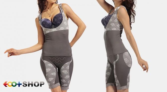 着るだけで体のラインを整えてくれるEOO+3D Diet PRO Bodywear!