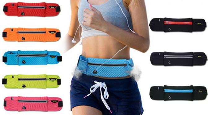 春。暖かくなったので体を動かしたい。そんなあなたにEOO+イオプラス エアーメッシュウエストバッグ!